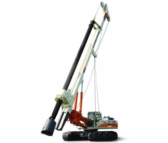 ZR250B旋挖钻机