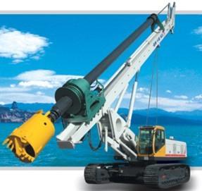 HDR200旋挖钻机