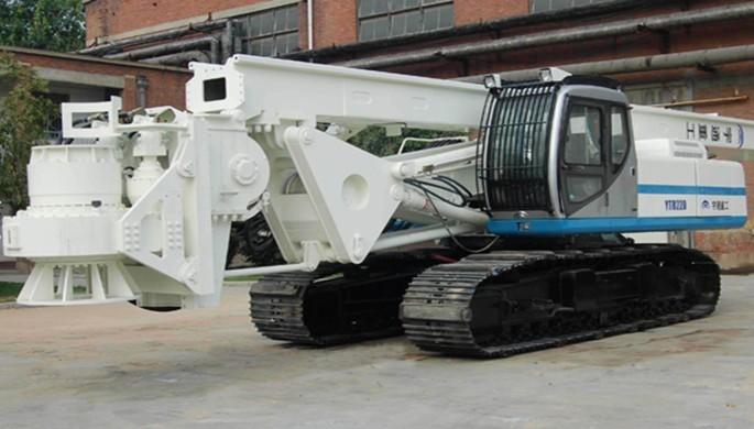 YTR220A旋挖钻机