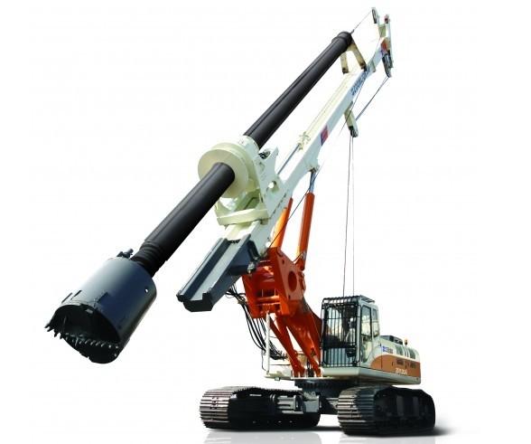 ZR120A旋挖钻机