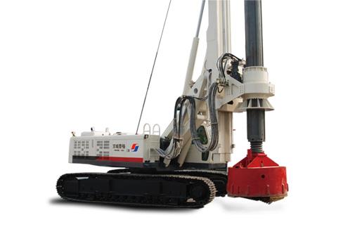 JCR320旋挖钻机