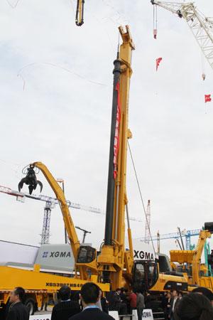 XGR220旋挖钻机