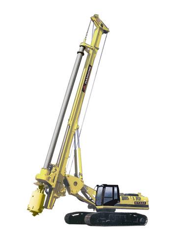 DT222旋挖钻机