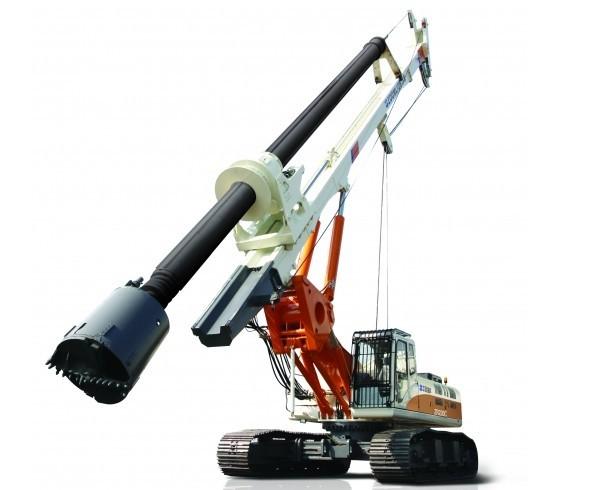 中联ZR220C旋挖钻机