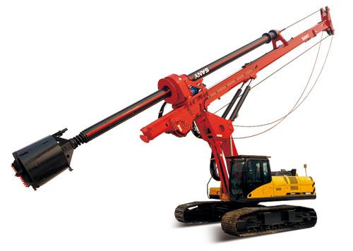 SR220C旋挖钻机