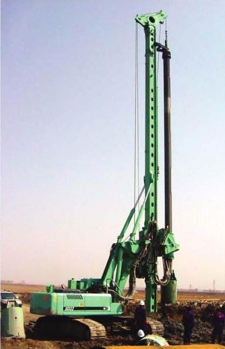 SD22旋挖钻机