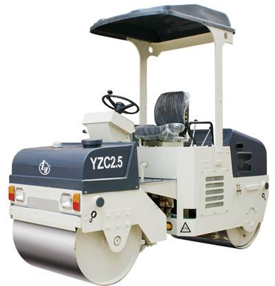 YZC2.5压路机