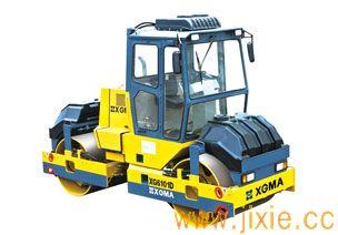 XG6101D压路机