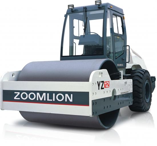 YZ12压路机