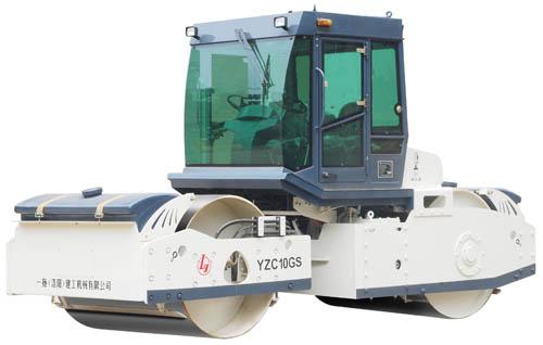 YZC10GS压路机