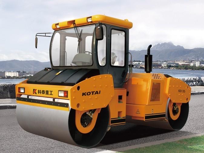 KD135压路机