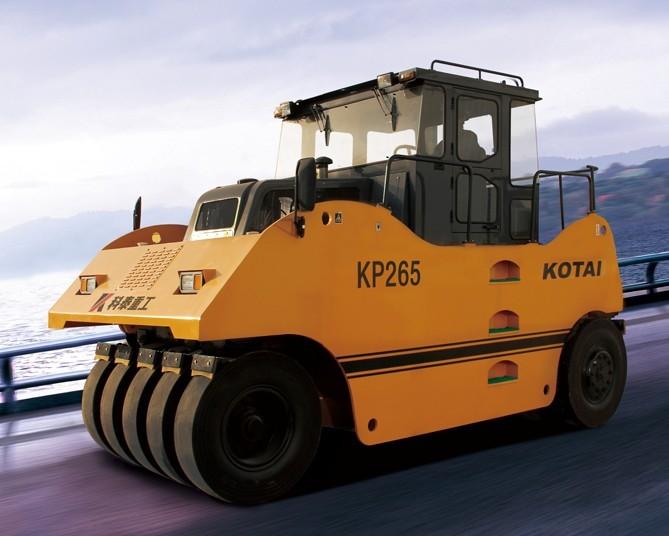 KP265压路机