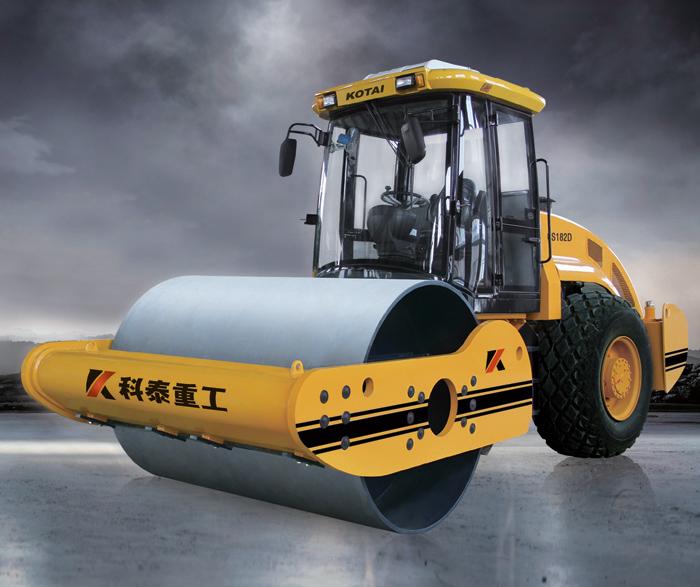 KS182D压路机