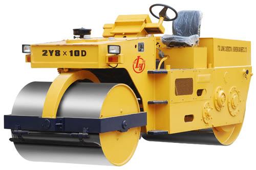 2Y8X10D压路机