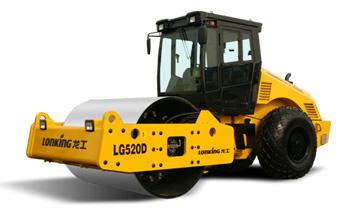 LG520D压路机