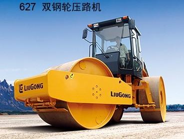 CLG627压路机