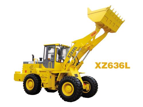 XZ636L装载机