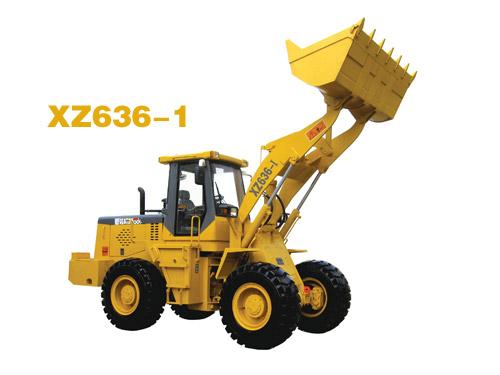 XZ636-Ⅰ装载机