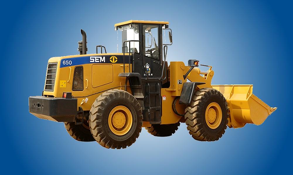 SEM650装载机